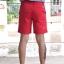 กางเกงขาสั้น สีแดง thumbnail 3