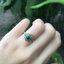 แหวนเงินแท้ประดับประดับหินและมาร์คาไซท์ thumbnail 3