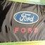 พรมกันลื่น ตรา Ford ขนาด 11.5x18,5 cm thumbnail 1