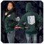เสื้อแจ็คเก็ต Attack On Titan ผ่าพิภพไททัน(สีเขียว)