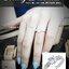 แหวนเพชร Big Lock สีทองคำขาว thumbnail 6