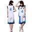 ชุดคอสเพลย์ Kuroko No Basket (คุโรโกะ โนะ บาสเก็ต) ทีม 6
