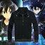 เสื้อแจ็ตเก็ต Sword Art Online(คิริโตะ)