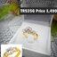 แหวนเพชร Big Lock สีทอง thumbnail 4