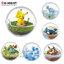 กล่องโปเกม่อนบอล Pokemon Calico 6 ตัว/ชุด (ของแท้ลิขสิทธิ์)
