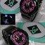 นาฬิกา Casio Baby-G standard Ana-Digi รุ่น BGA-130-1BDR thumbnail 4