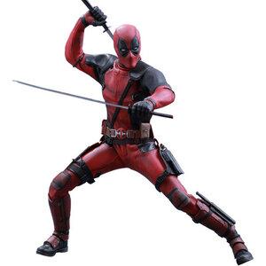 HOTTOYS HT Deadpool Figure 1:6 (ของแท้ลิขสิทธิ์)