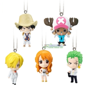 One Piece Swing - One Piece Film Gold Set of 5 (ของแท้)
