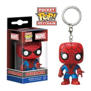 Funko Pop Keychain - Spider-man (ของแท้)