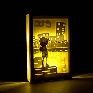 กรอบรูปโคมไฟ Detective Conan ยอดนักสืบจิ๋วโคนัน