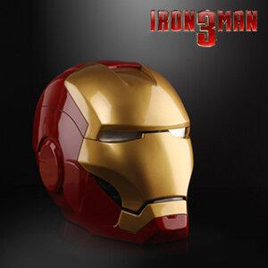 กระปุกออมสินหัวไอรอนแมน Iron Man 3