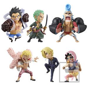 One Piece World Collectable Figure -FIGHT!!- (ของแท้ลิขสิทธิ์)