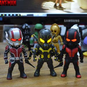 Ant-Man แอนท์-แมน มนุษย์มดมหากาฬ 3 ตัว/ชุด