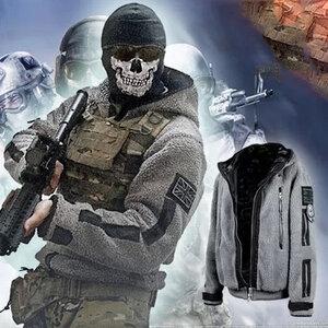 เสื้อฮู้ดชุดรบ Call of Duty 6