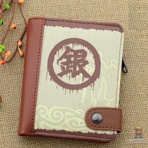 กระเป๋าสตางค์กินทามะ Gintama (รุ่นที่ 5)
