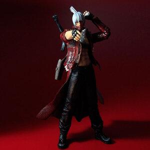 Play Arts Kai - Devil May Cry 3 - Dante Figure