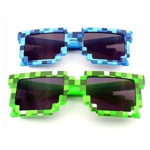 แว่นกันแดด Minecraft (มีให้เลือก 2 สี)
