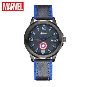 นาฬิกาข้อมือ Captain America (ของแท้ลิขสิทธิ์) (มีให้เลือก 4 แบบ)