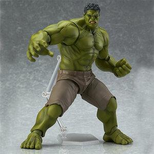 Figma Action Figure Series The Hulk (มนุษย์ตัวเขียวจอมพลัง)