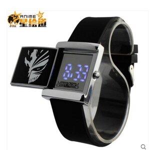 นาฬิกาข้อมือ LED BLEACH(สีดำ)