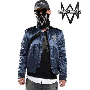 เสื้อแจ็คเก็ตแขนยาว Watchdog 2