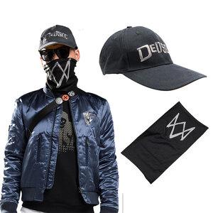 หมวก ผ้าปิดปาก Cosplay Watch Dogs 2
