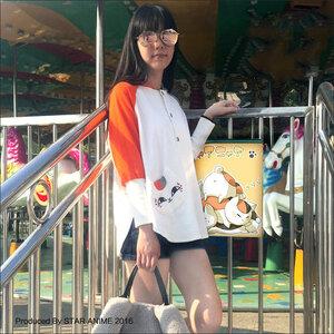 เสื้อคลุมคอสเพลย์นัตสึเมะ (สำหรับผู้หญิง)