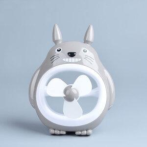 พัดลมตั้งโต๊ะ USB Totoro