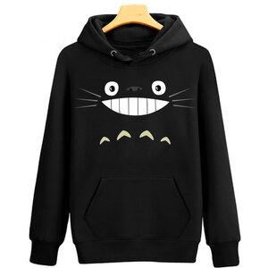 เสื้อฮู้ดกันหนาว โทโทโร่ Totoro (มีให้เลือก 3 สี)