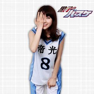 ชุดคอสเพลย์ Kuroko No Basket (คุโรโกะ โนะ บาสเก็ต) ทีม 1