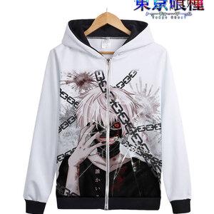 เสื้อฮู้ดกันหนาวโตเกียวกลู Tokyo Ghoul 2016 (มีให้เลือก 19 แบบ)