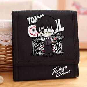 กระเป๋าสตางค์ Tokyo Ghoul (มีให้เลือก 8 แบบ)