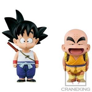 Dragon Ball Collection - Son Goku & Kuririn (ของแท้ลิขสิทธิ์)