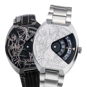 นาฬิกาดิจิตอล Saber - Fate Stay Night (มีให้เลือก 2 แบบ)