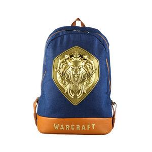 กระเป๋าเป้สะพายหลัง Warcraft (Azeroth) **ของแท้ลิขสิทธิ์**
