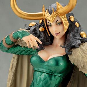 Bishoujo Statue - Lady Loki - Thor (ของแท้)