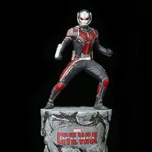 King Arts - Ant Man - Civil War Figure (ของแท้ลิขสิทธิ์)