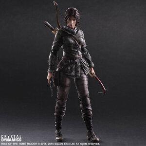 Play Arts Kai - Rise of the Tomb Raider - Lara Croft Figure