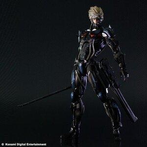 Play Arts Kai - Metal Gear Rising Revengence: Raiden