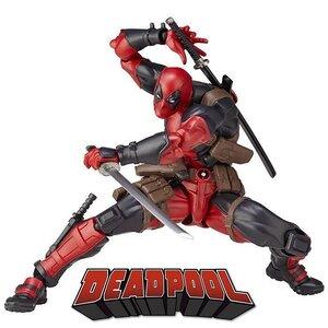 Revoltech - Deadpool Figure