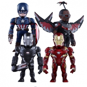 HT Captain America Civil War Artist Mix (มีให้เลือก 4 แบบ)