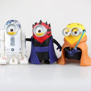 Star Wars Minions Figure (มีให้เลือก 3 แบบ)