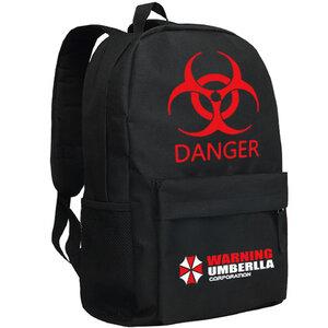 กระเป๋าสะพาย Resident Evil ผีชีวะ (มีให้เลือก 5 แบบ)