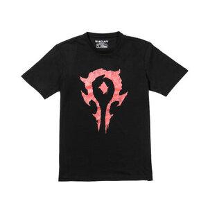 เสื้อยืดแขนสั้น Warcraft 2016 (The Horde)