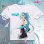 เสื้อยืดแขนสั้น Hatsune Miku (มีให้เลือก 24 แบบ) thumbnail 4