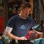 เสื้อยืด Iron man3 ไอรอนแมน(ของแท้) thumbnail 2