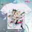 เสื้อยืดแขนสั้น Hatsune Miku (มีให้เลือก 24 แบบ) thumbnail 8