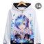 เสื้อฮู้ดกันหนาว Re-Zero Hoodie 2016 (มีให้เลือก 21 แบบ) thumbnail 15