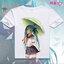 เสื้อยืดแขนสั้น Hatsune Miku (มีให้เลือก 24 แบบ) thumbnail 3