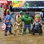 โมเดลไอรอนแมน Ironman 3(ชุดที่ 9) ในชุดมี 4 ตัว/ชุด thumbnail 1